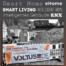 Eine Baustelle für den Hausbau mit VOLTUS Baustellenbanner